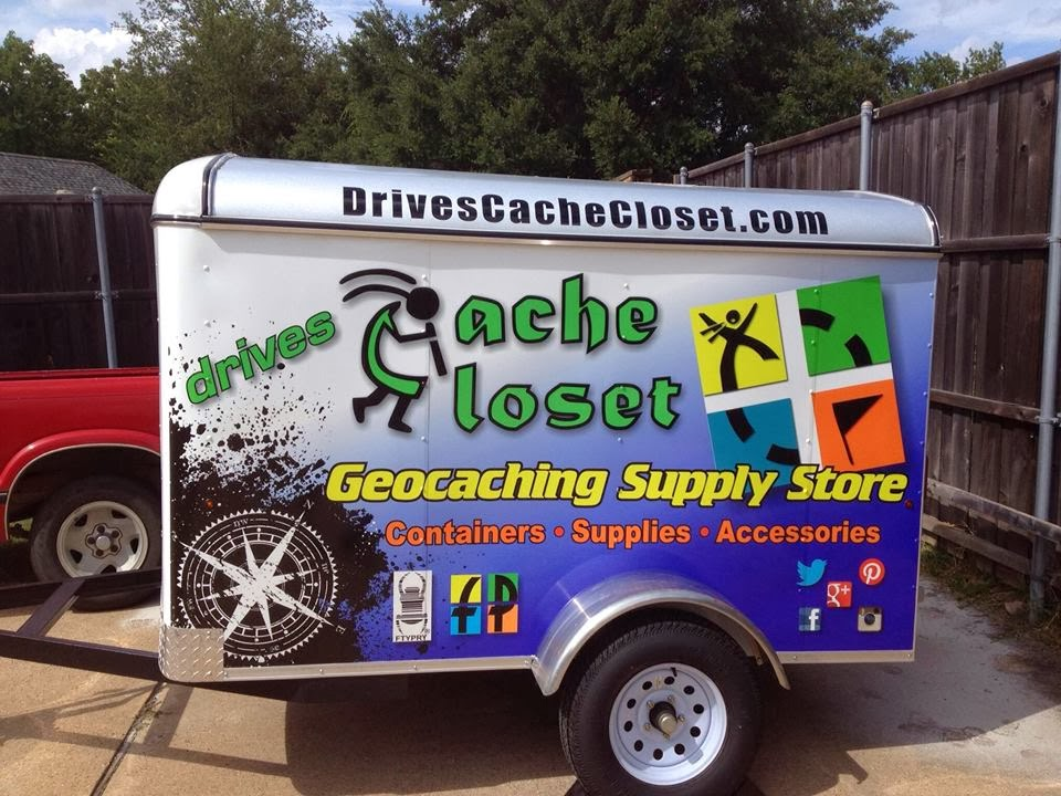 Drives Cache Closet Opencaching North America Geocaching Blog