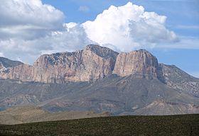 Guadelope Peak