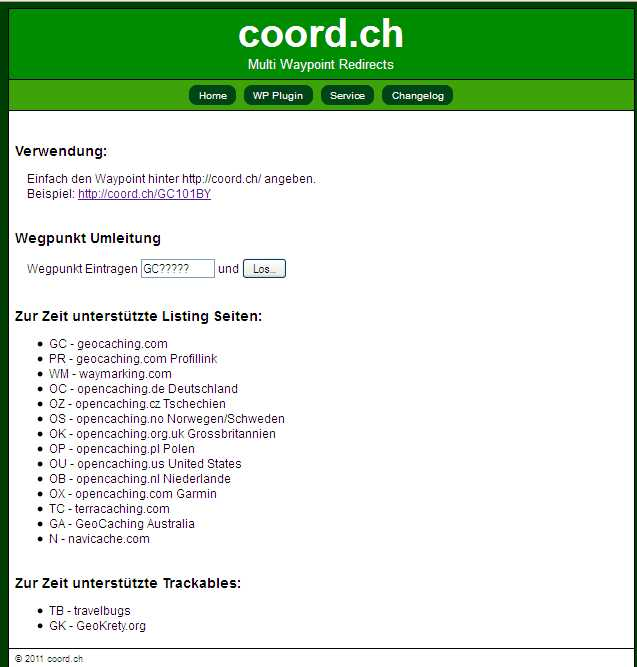 coordch